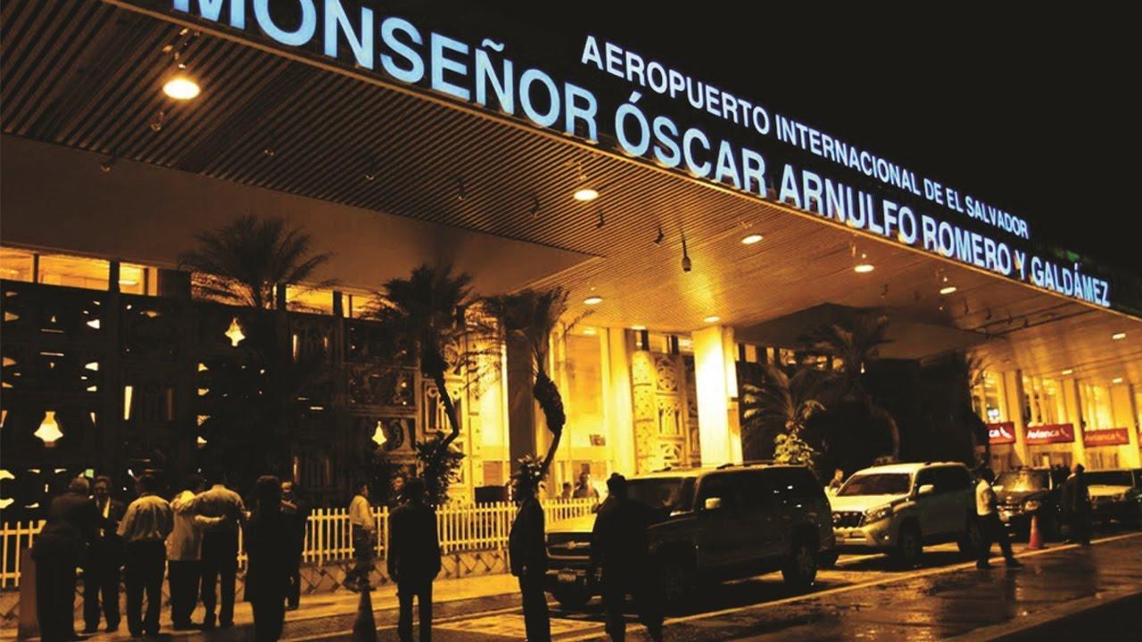 Resultado de imagen para monseñor romero aeropuerto
