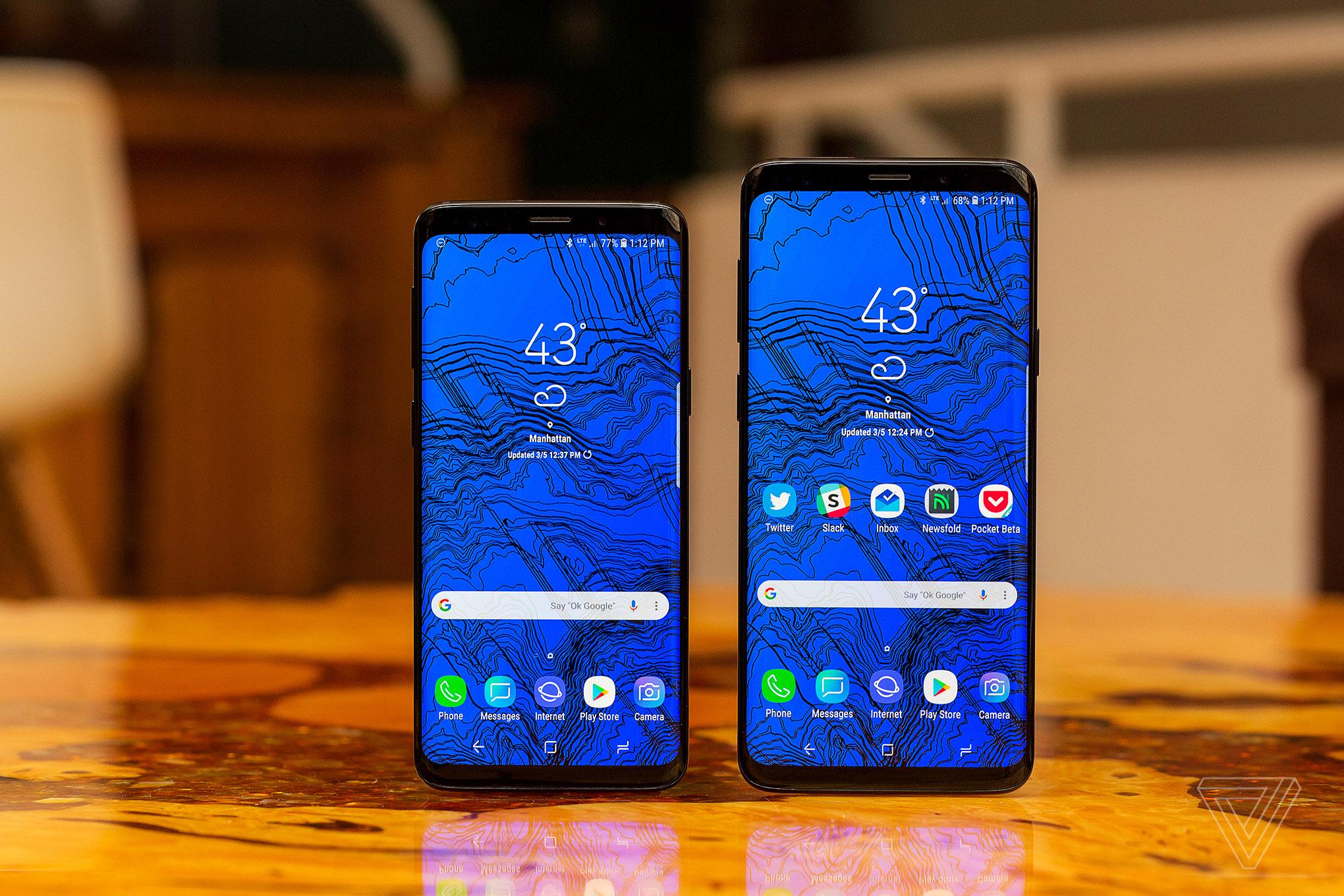 Samsung Galaxy S9 Y Galaxy S9 Ya Est 225 Disponible En El